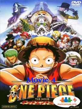 One Piece: The Movie 4