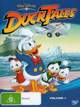 Duck Tales - The Complete Season One