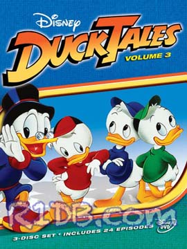 Duck Tales - The Complete Season Three