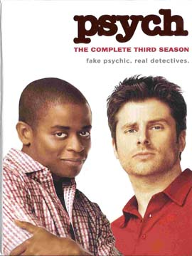Psych - The Complete Season Three