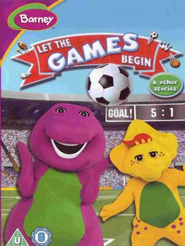 Barney - Let The Games Begin