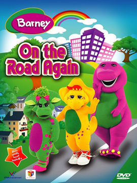 Barney - On the road again