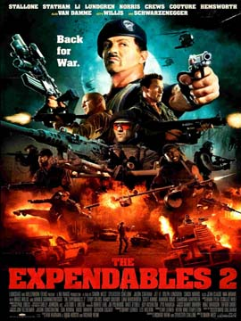 The Expendables 2