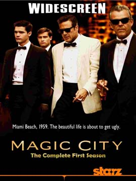 Magic City - The Complete Season One