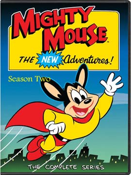 Mighty Mouse: The New Adventures - The Complete Season Two