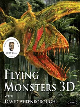 Flying Monsters with David Attenborough