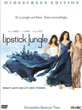Lipstick Jungle - The Complete Season Two