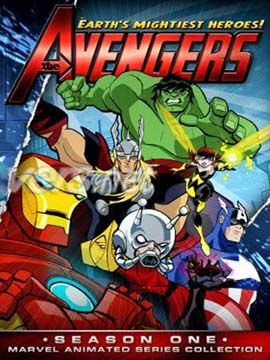 The Avengers: Earth's Mightiest Heroes - The Complete Season One