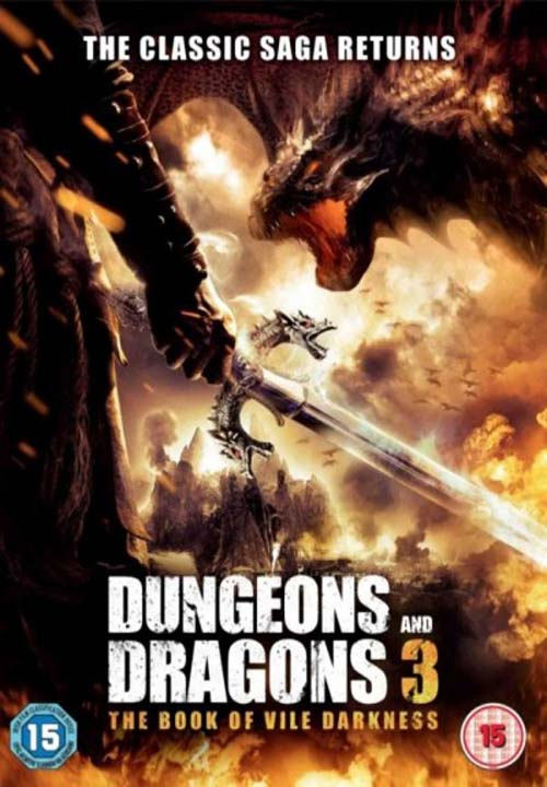 Dungeons & Dragons 3: The Book of Vile Darkness