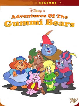 Adventures of the Gummi Bears - The Complete Season Two - مدبلج