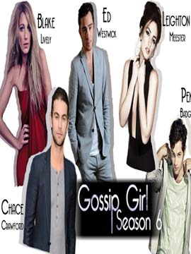Gossip Girl - The Complete Season Six
