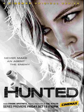 Hunted - The Complete Season One