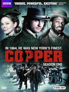 Copper - The Complete Season One
