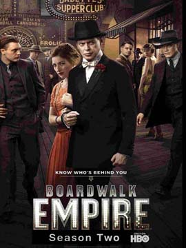 Boardwalk Empire - The Complete Season Two
