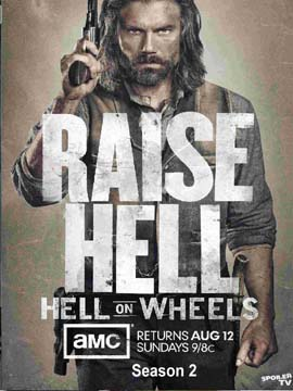 Hell on Wheels - The Complete Season Two