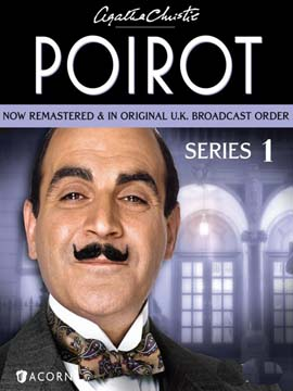 Agatha Christie's Poirot - The complete Season One