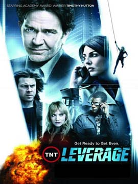 Leverage - The Complete Season One