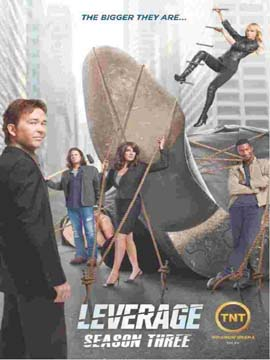 Leverage - The Complete Season Three