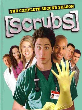 Scrubs - The Complete Season Two