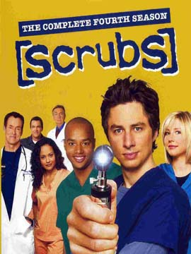 Scrubs - The Complete Season Four