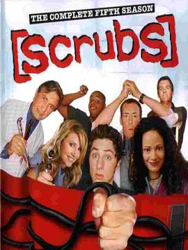 Scrubs - The Complete Season Five