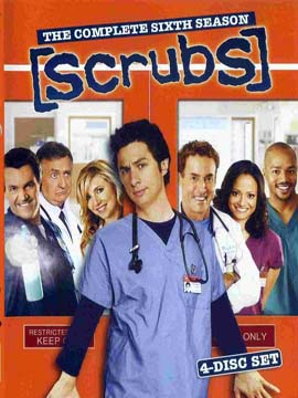 Scrubs - The Complete Season Six