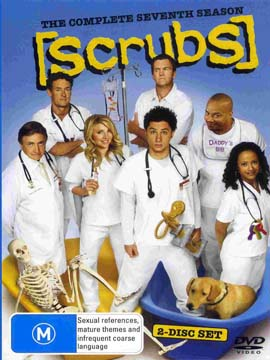 Scrubs - The Complete Season Seven