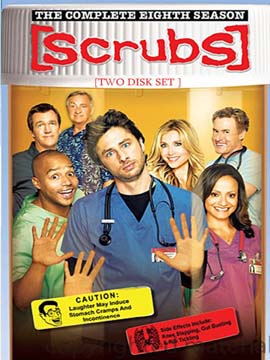 Scrubs - The Complete Season Eight