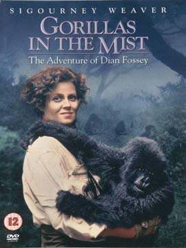 Gorillas in the Mist: The Adventure Of Dian Fossy
