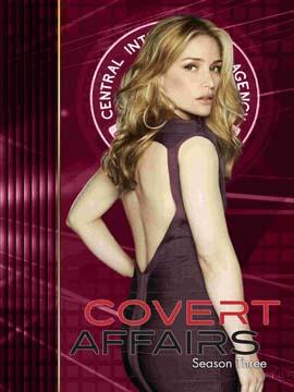 Covert Affairs - The Complete Season Three
