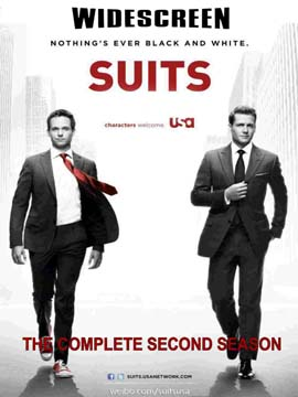 Suits - The Complete Season Two