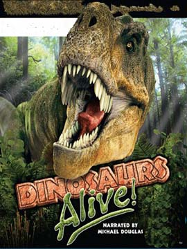 Dinosaurs Alive