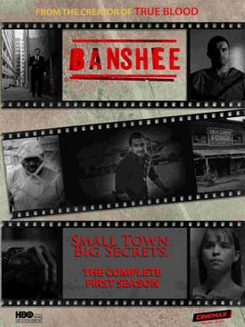 Banshee - The Complete Season One