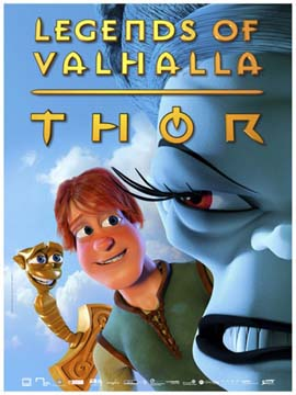 Legend of Valhalla Thor - مدبلج
