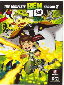 Ben 10 - The Complete Season Two - مدبلج