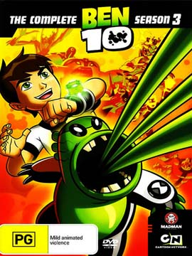 Ben 10 - The Complete Season Three - مدبلج