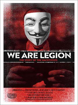 We Are Legion: The Story of the Hacktivists