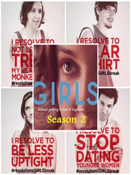 Girls - The Complete Season  Two