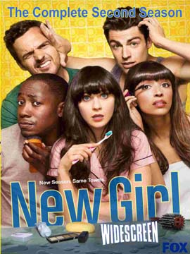 New Girl - The Complete Season Two