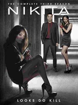 Nikita - The Complete Season Three