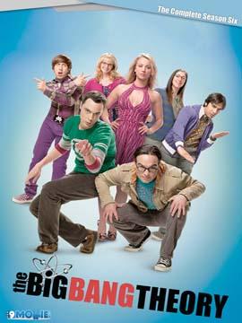 The Big Bang Theory - The Complete Season six