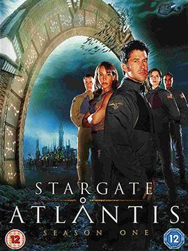 Stargate: Atlantis - The Complete Season One