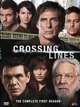 Crossing Lines - The Complete Season One