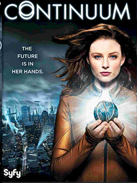 Continuum  - The Complete Season Two