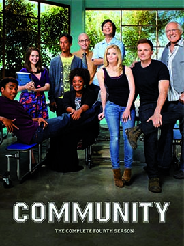 Community - The Complete Season Four