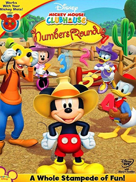 Mickey Mouse Clubhouse: Mickey's Numbers Roundup - مدبلج