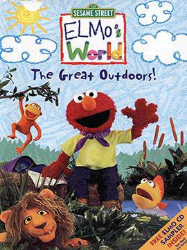 Elmo's World: The Great Outdoors - مدبلج