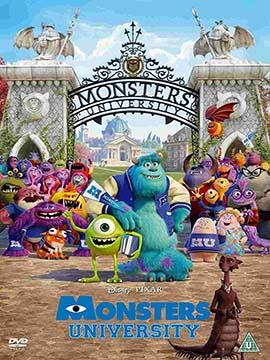 Monsters University - مدبلج