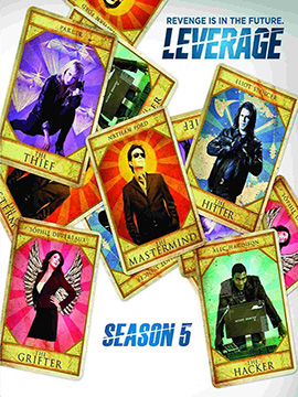 Leverage - The Complete Season Five