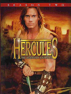 Hercules: The Legendary Journeys - The Complete Season Two
